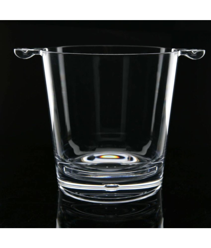 Luxe onbreekbare Champagne Koeler / Ijsemmer  Design 2.37 ltr. - Strahl 56260