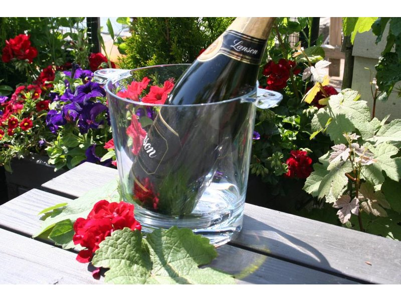 Luxe onbreekbare Design IJsemmer / Champagne koeler 2.37 ltr. - Strahl 56260