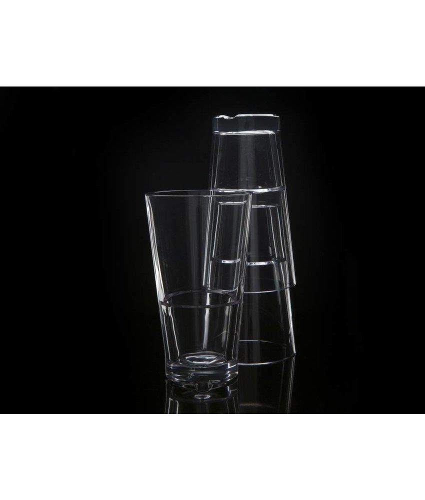 Stapelbaar onbreekbaar glas | Luxe | Strahl 0.47 ltr. Hoog Capellastack