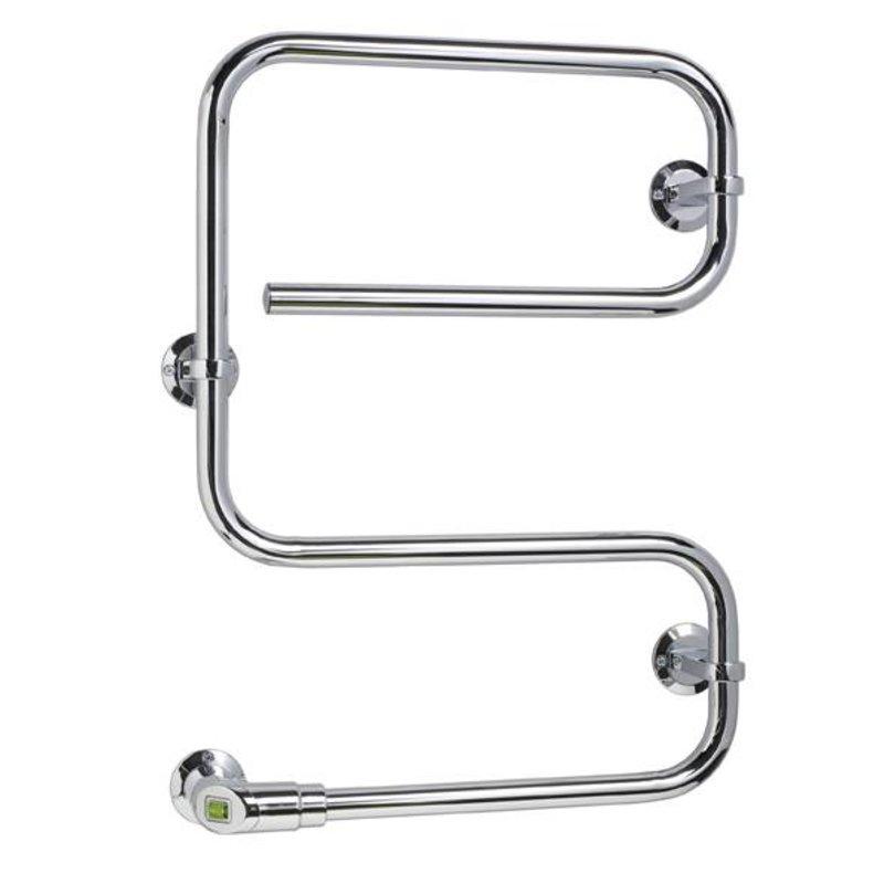 Electrische ( 38 w ) Handdoekdroger PAX 55 CHROOM - Zonder verzendkosten - 4 stangen