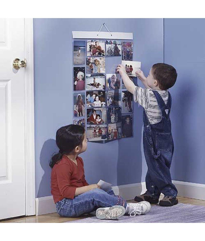 Foto Insteek Hoes Poster - Foto Insteekhoezen - voor 40 foto's in 20 insteekvakken ( voor foto's 10 x 15 cm )