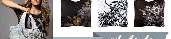 ECOZZ - Designs gesplitst : Artistic / Black and White / Elegant / Folklore