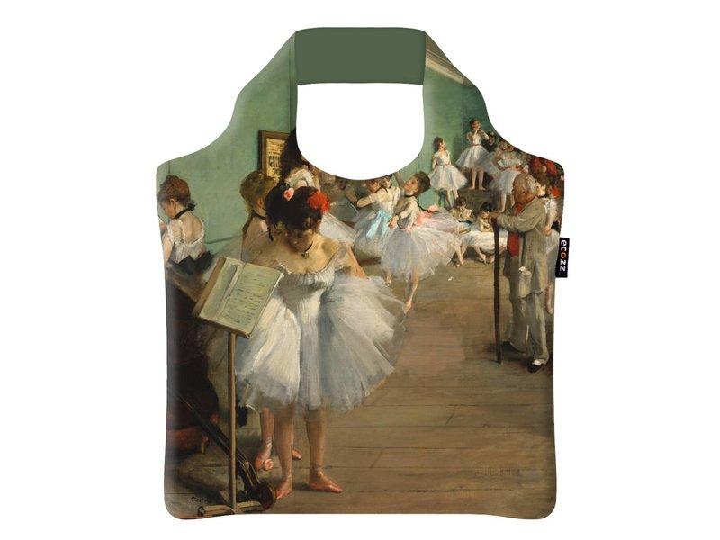 "ECOZZ Tas - Gold Edition ""The Dance Class"" GCED01 - Scherpste ALL IN aktie prijs - Tas met rits - Opvouwbaar - Duurzaam"