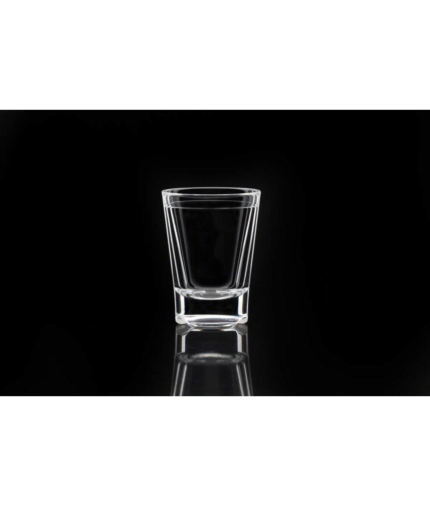 NIEUW - Borrelglas van Strahl - Amuse glas van Strahl - Dessert glas van Strahl - 25 ml. - Shot Glass -