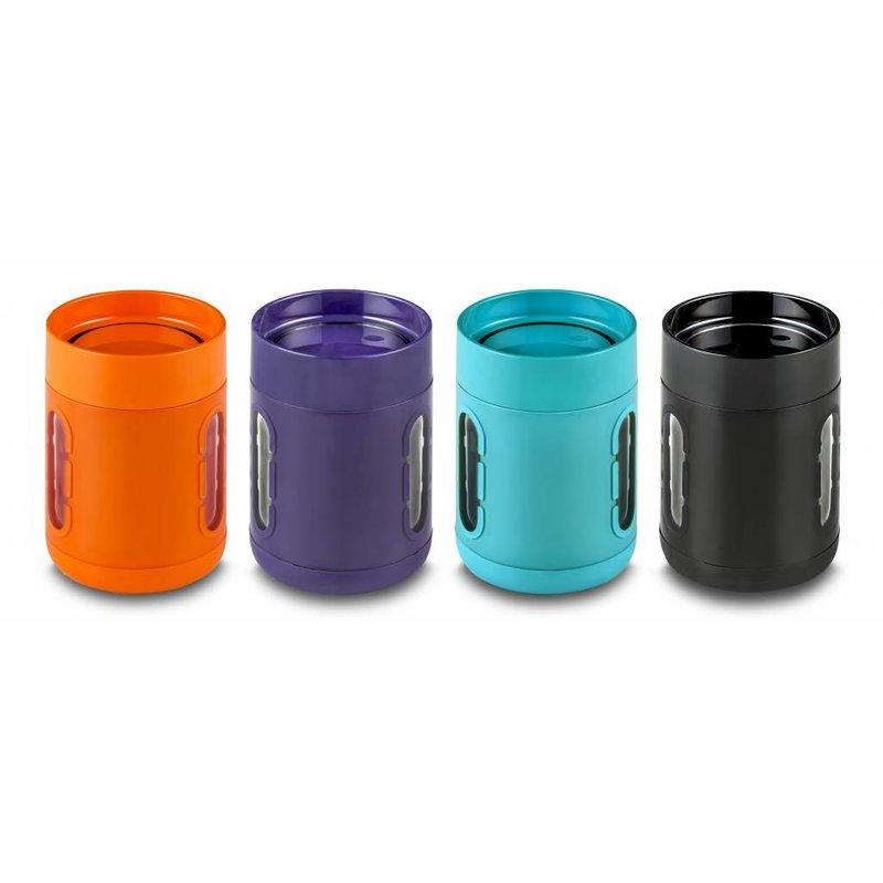 Innovatieve Koffie Mok / Koffie beker - Stijlvol - Praktisch - Antislip bodem - Met Kijkvensters - Keuze uit 4 kleuren