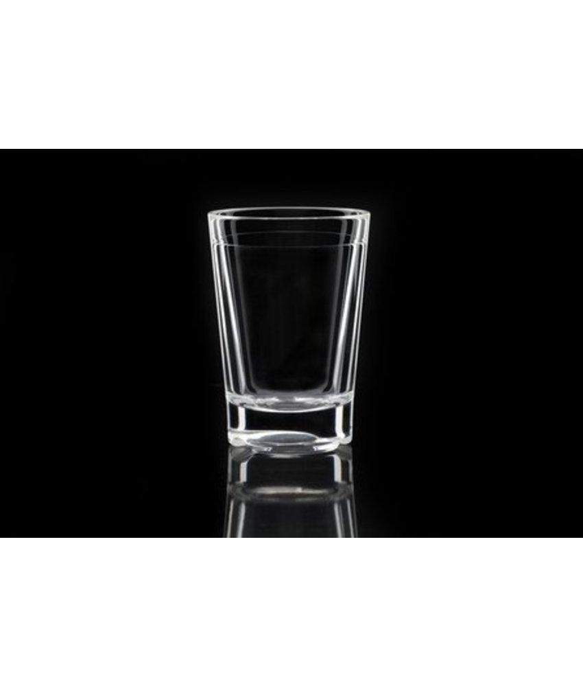Borrelglas van Strahl 74 ml - Chique en Onbreekbaar - Amuse glas Strahl - Dessert glas Strahl - Shot Glass