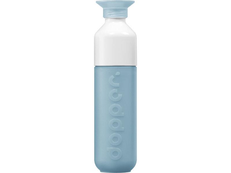 Dopper Drinkfles Waterfles Dopper kleur: Blue Lagoon / IJS Blauw. De unieke Dopper Waterfles / Drinkfles