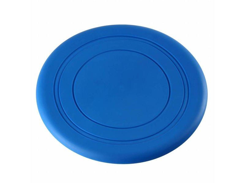 Funkit World Scrunch / Frommel Frisbee Siliconen in de fraaie kleur: BLAUW - maat: 18 cm doorsnede
