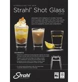 Borrelglas van Strahl 50 ml - Chique en Onbreekbaar - Amuse glas Strahl - Dessert glas Strahl - Shot Glass
