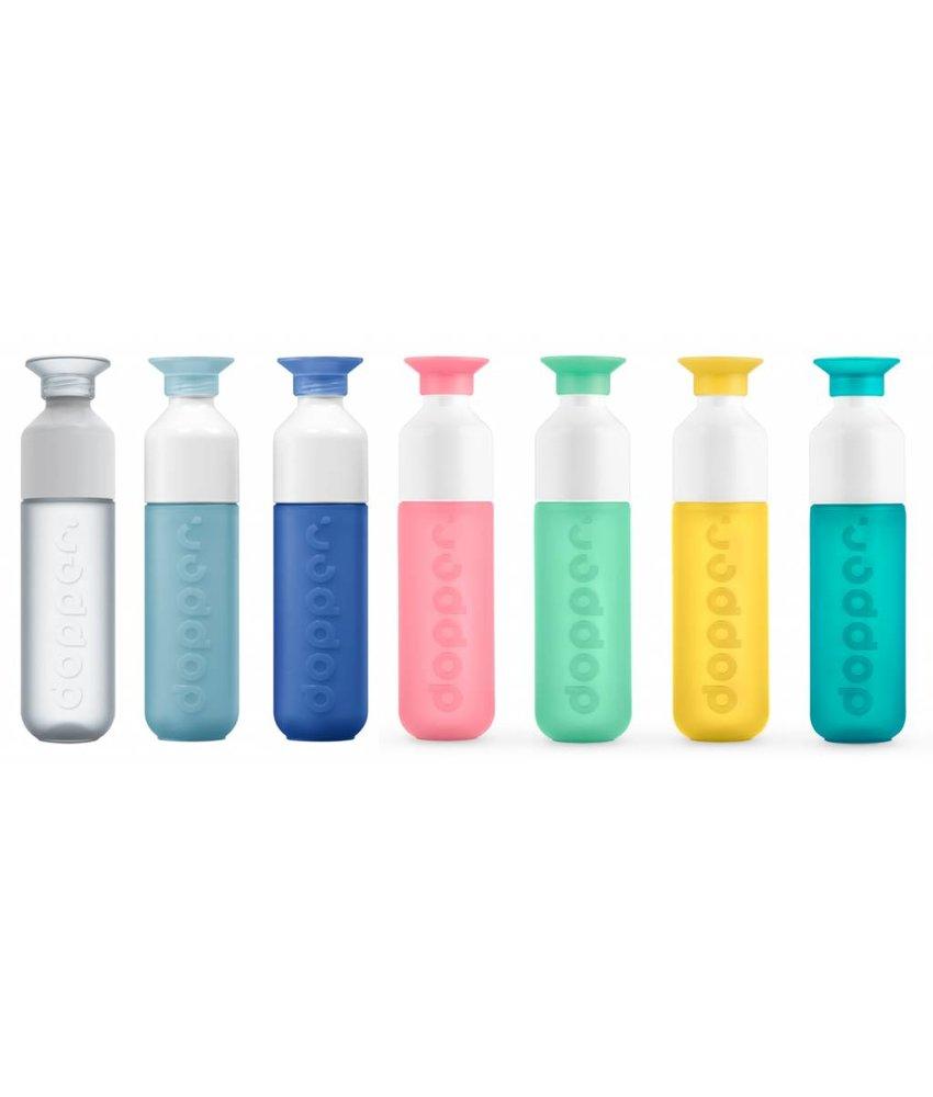 ( 4x ) Dopper Drinkfles Waterfles  Super aanbieiding Aktie - Gratis verzenden  Eigen kleurkeuze