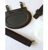 CARTRASH Auto Prullen Afval bak : BASELINE COMPLETE - BLACK / ZWART