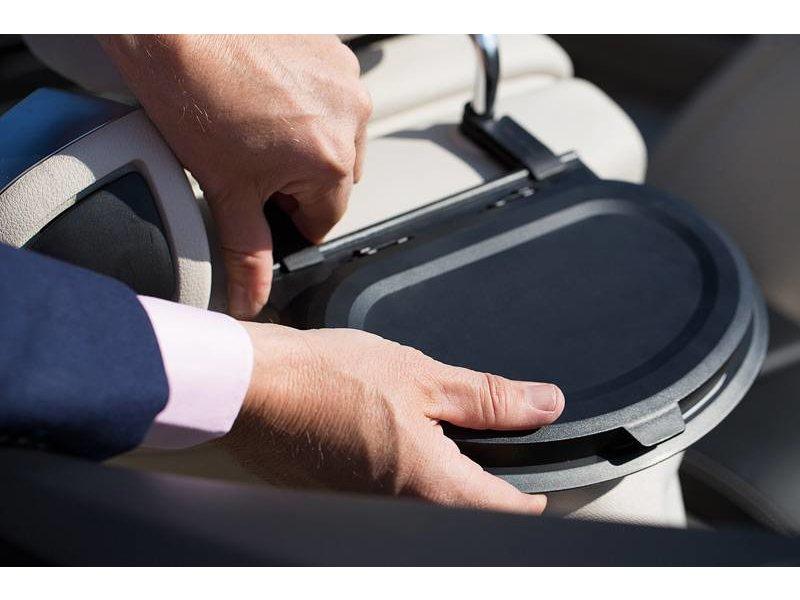 CARTRASH Auto Prullen Afvalbak : COMPLETE KVADRAT DE LUXE - JOYFUL YELLOW