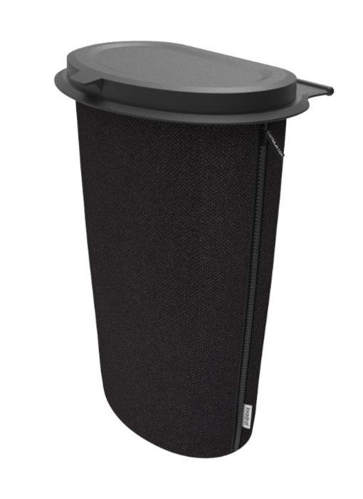 Flextrash Allround Flextrash Afvalbak 9 liter ( L ) Zwart