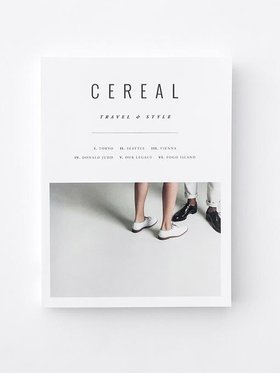 Cereal Magazine Volume 11 Travel & Style