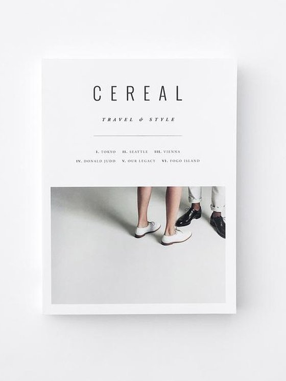 Cereal Magazine Volume 11 Travel & Style