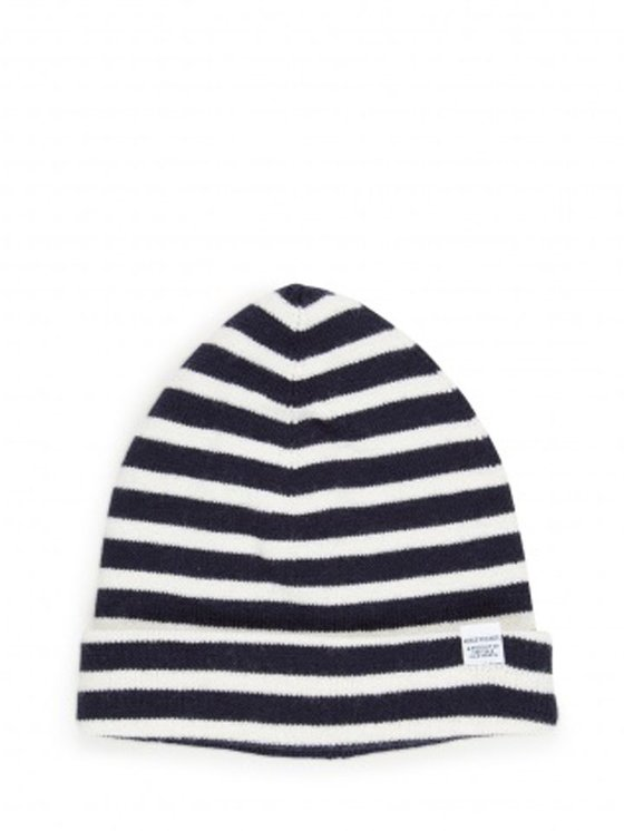Norse Projects Classic Normandie Beanie Navy