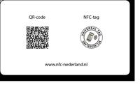 NFC-Visitekaartje Achterzijde
