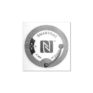 NFC-Sticker-Tag NTAG213 Transparant