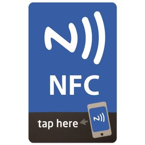 NFC-Promo-Sticker-Tag NTAG203 V2