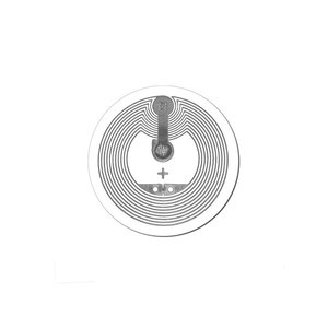 NFC-Sticker-Tag NTAG216 Transparant