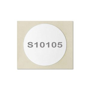 NFC-Sticker-Tag NTAG213 + Volgnum. v.a. 20 st.