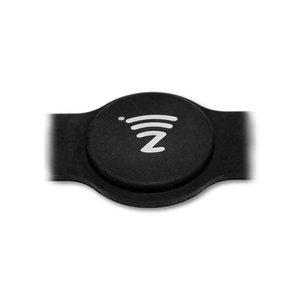 NFC Event-polsband gesp Silicone Zwart, v.a. 5 st.