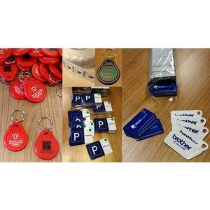 Bedrukken van NFC-tags