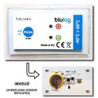 NFC-Temperatuur logger. Blulog TLDL-114