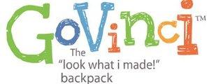 Govinci rugtas - schooltas voor kinderen