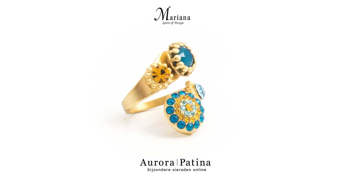 Mariana ring bij Aurora Patina