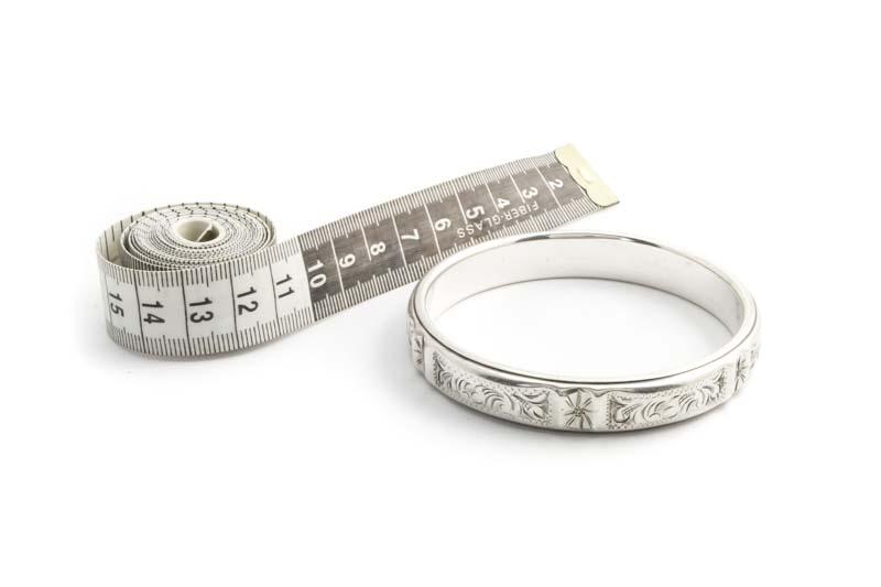 Armbanden met een vaste maat