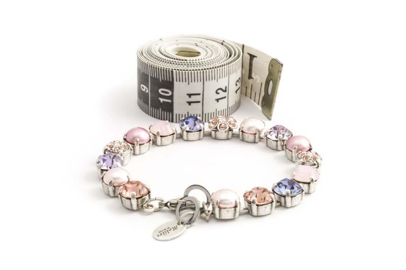 Armbanden met verstelbare kettingen