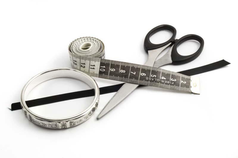 Eenvoudig armbandmaten opmeten