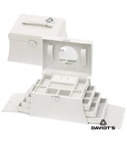Davidt's Sieradenkoffer Wit