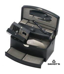 Davidt's Sieradenkoffer Euclide Zwart