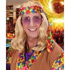 60's, 70's & Hippy pruiken