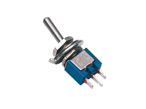 Toggle switch 1 x OM
