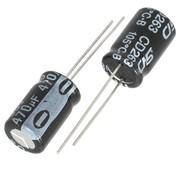 Capacitor 10µF 50V