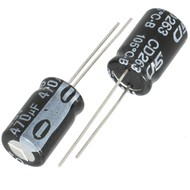 Capacitor 2200µF 25V