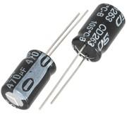 Condensator 2200µF 16V