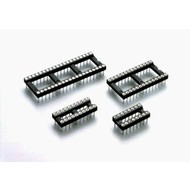 IC socket 8-pins