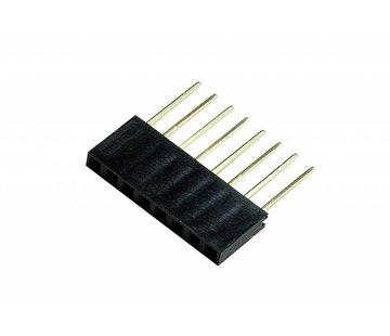 Arduino stackable header 8 voudig