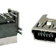 USB mini printconnector Female
