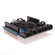 Sensor expansion shield for Arduino