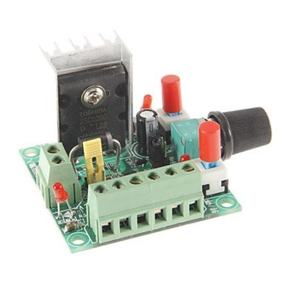 PWM Generator for Stepper Motor Driver