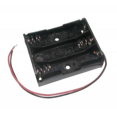 Battery Holder 3 x AA