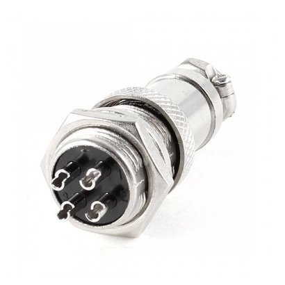 GX16-4 Connector, 4 Pins Power Connector
