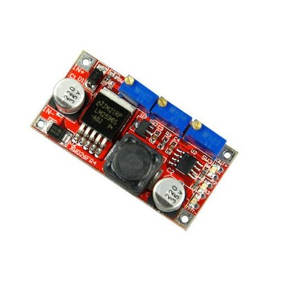CC-VC Step Down Module, Current and Voltage Controll