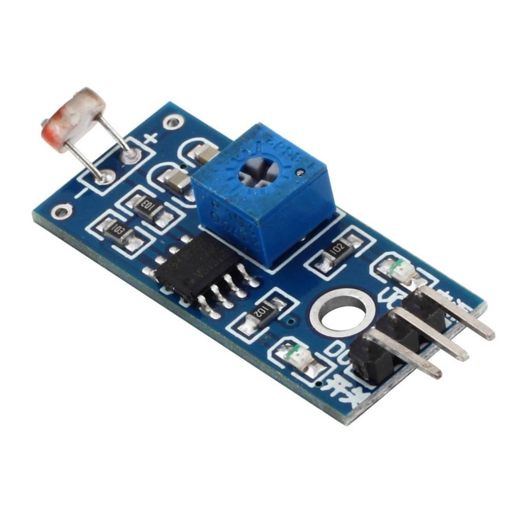 Ldr Sensor Module Htf Electronics We Help Create Your