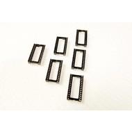 IC Voet 28 Pins Breed